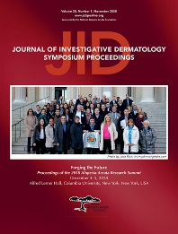 Cover image for Journal of Investigative Dermatology Symposium Proceedings