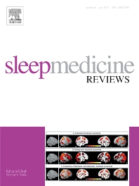 Cover image for Sleep Medicine Reviews