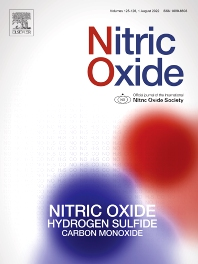Cover image for Nitric Oxide