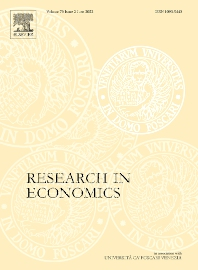 Cover image for Research in Economics