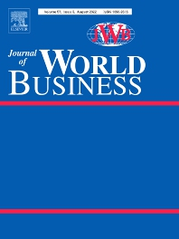 Journal of World Business - ISSN 1090-9516