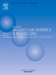 Cover image for Journal of Molecular Graphics and Modelling
