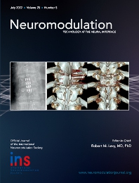 Cover image for Neuromodulation: Technology at the Neural Interface
