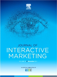 Journal of Interactive Marketing - ISSN 1094-9968