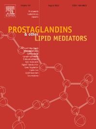Cover image for Prostaglandins & Other Lipid Mediators