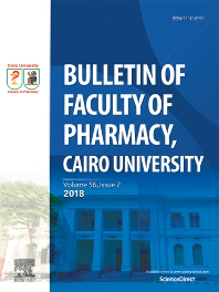 Cover image for Bulletin of Faculty of Pharmacy, Cairo University