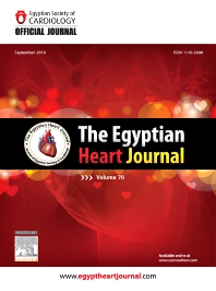 Cover image for The Egyptian Heart Journal