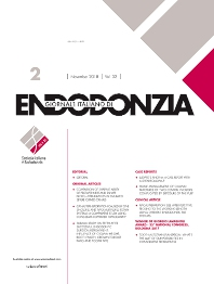 Cover image for Giornale Italiano di Endodonzia