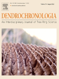 Cover image for Dendrochronologia