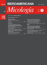 Cover image for Revista Iberoamericana de Micología