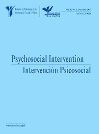 Cover image for Psychosocial Intervention