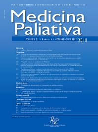 Cover image for Medicina Paliativa