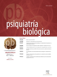 Cover image for Psiquiatría Biológica