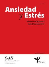 Cover image for Ansiedad y Estrés