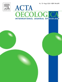 Cover image for Acta Oecologica