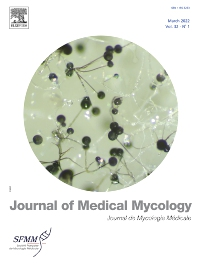 Cover image for Journal of Medical Mycology