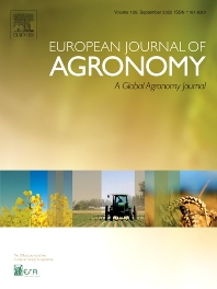 European Journal of Agronomy - ISSN 1161-0301