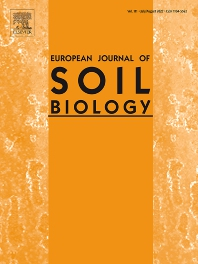 Cover image for European Journal of Soil Biology