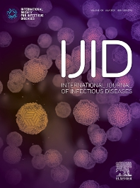 Cover image for International Journal of Infectious Diseases