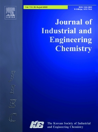 Cover image for Journal of Industrial and Engineering Chemistry
