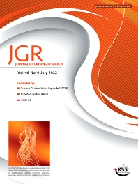 Cover image for Journal of Ginseng Research