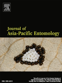 Cover image for Journal of Asia-Pacific Entomology
