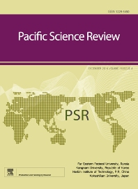 Cover image for Pacific Science Review