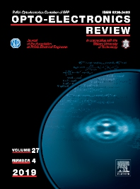 Cover image for Opto-Electronics Review