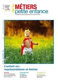Cover image for Métiers de la Petite Enfance
