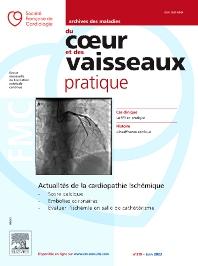 Cover image for Archives des Maladies du Cœur et des Vaisseaux - Pratique