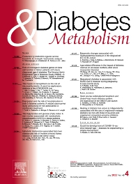 Cover image for Diabetes & Metabolism