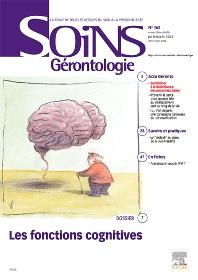 Cover image for Soins: Gérontologie