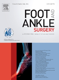 Foot and Ankle Surgery - ISSN 1268-7731