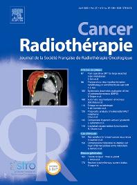 Cover image for Cancer Radiothérapie
