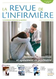 Cover image for Revue de l'infirmière