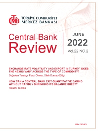 Cover image for Central Bank Review