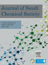 Cover image for Journal of Saudi Chemical Society