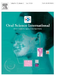 Oral Science International - ISSN 1348-8643