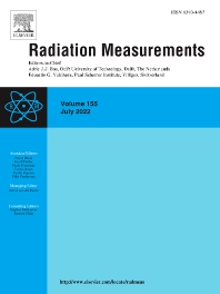 Cover image for Radiation Measurements