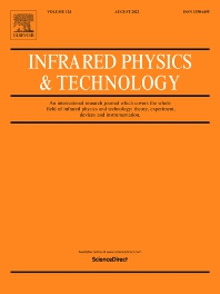 Cover image for Infrared Physics & Technology