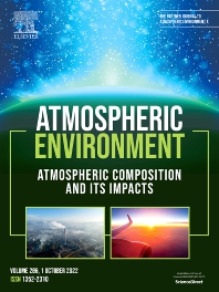 Cover image for Atmospheric Environment