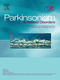 Cover image for Parkinsonism & Related Disorders