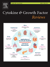 Cover image for Cytokine & Growth Factor Reviews