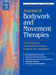 Cover image for Journal of Bodywork and Movement Therapies