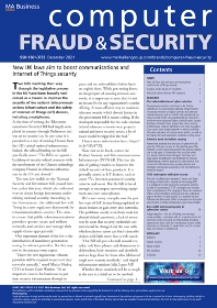 Computer Fraud & Security - ISSN 1361-3723