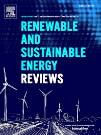 Renewable & Sustainable Energy Reviews - ISSN 1364-0321