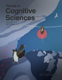 cover of Trends in Cognitive Sciences