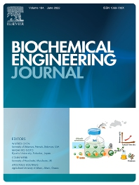 Biochemical Engineering Journal - ISSN 1369-703X