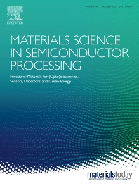 Materials Science in Semiconductor Processing - ISSN 1369-8001