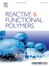 Reactive and Functional Polymers - ISSN 1381-5148